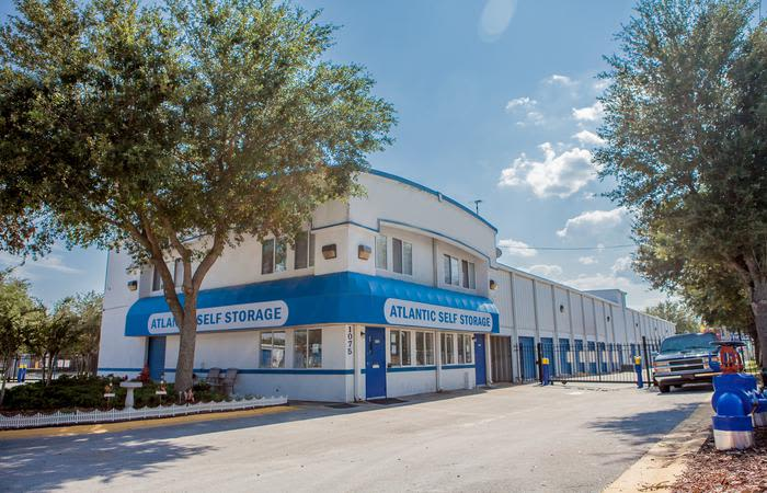 Learn more about our Atlantic Self Storage location at 1075 Blanding Blvd in Orange Park, FL