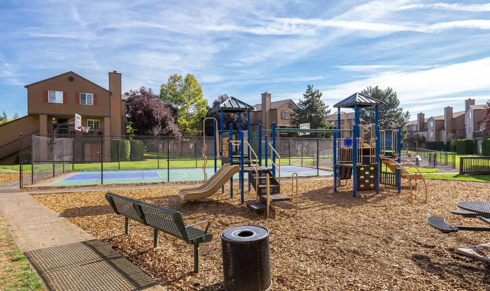 Playground at Renaissance at 29th Apartments