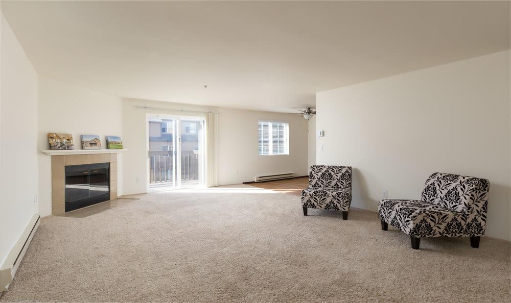 Living Room at Renaissance at 29th Apartments