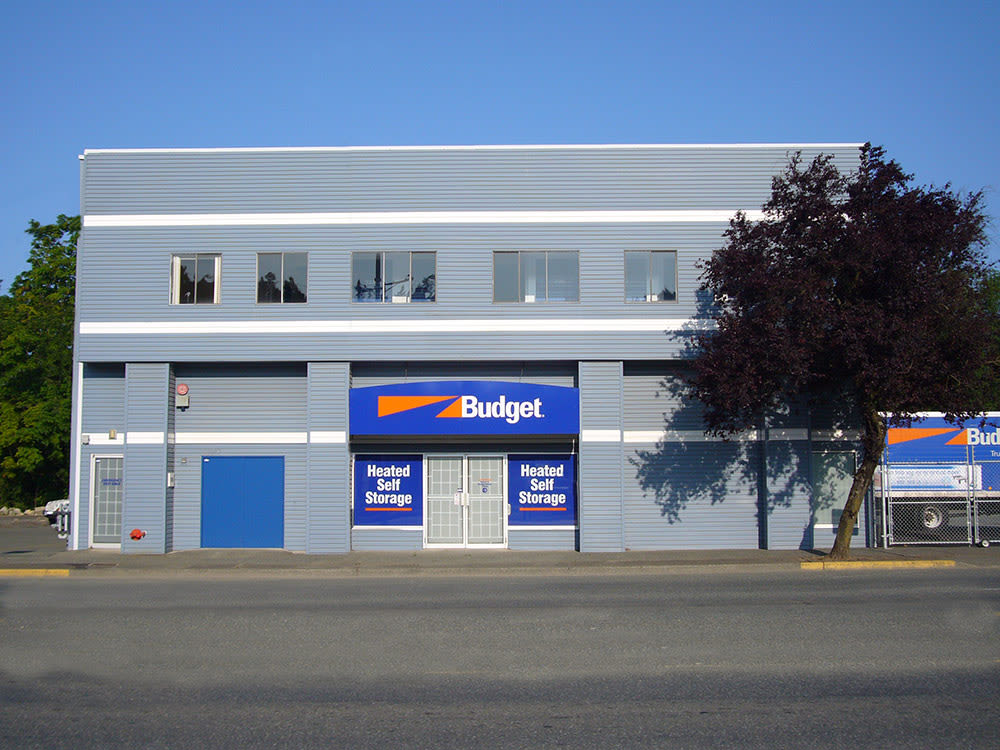Budget Self Storage exterior photo