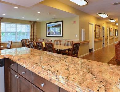 Interior apartment at Pacifica Senior Living Fort Myers