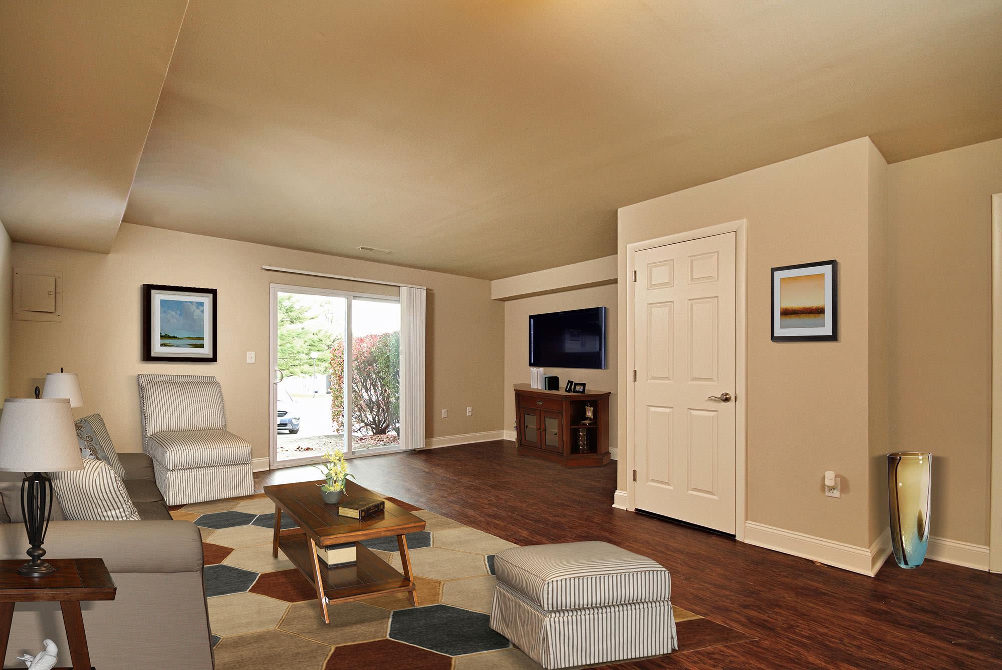 Apartments at The Village of Laurel Ridge in Harrisburg, Pennsylvania
