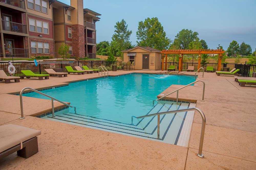Pool at Icon at Hewitt