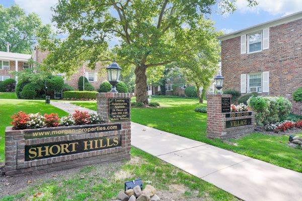 Welcome to Short Hills Village Apartment Homes in Short Hills, NJ
