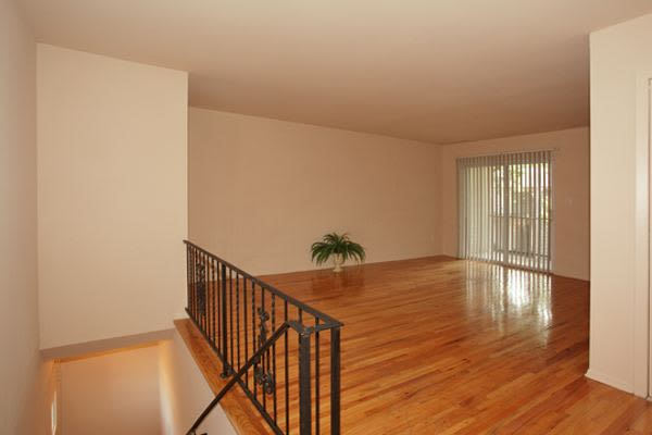 Enjoy beautiful hardwood floors at Tanglewood Terrace Apartment Homes