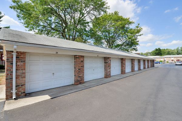Spacious carports at Tanglewood Terrace Apartment Homes in Piscataway, NJ
