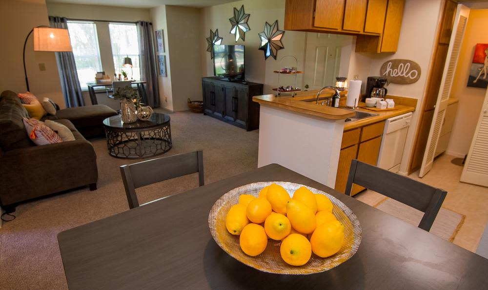 Photos of Our Apartments in Tulsa, OK | Waterford Tulsa Apartments