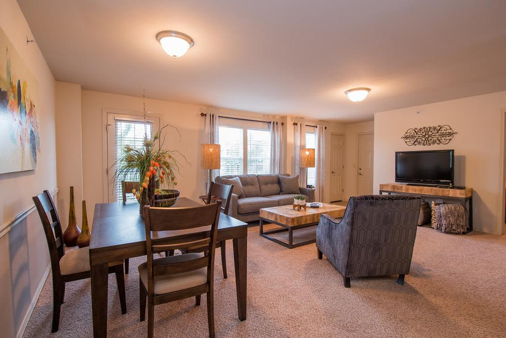 You'll love our floor plans at Prairie Springs in Oklahoma City