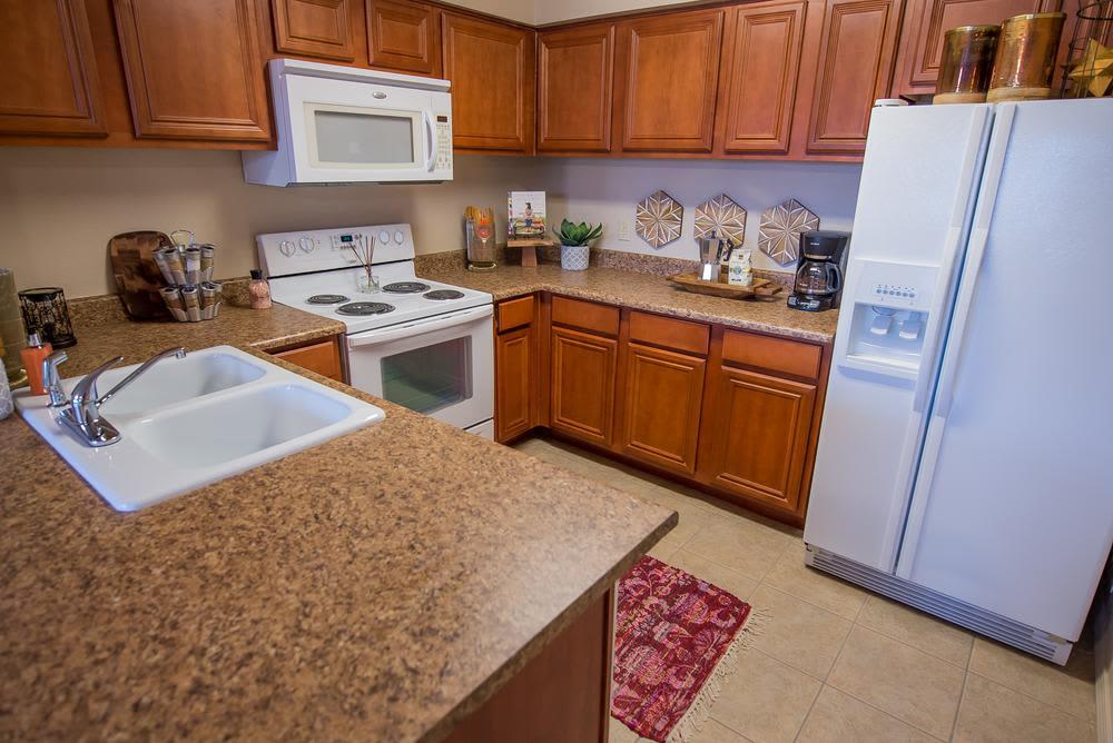 Kitchen at Prairie Springs