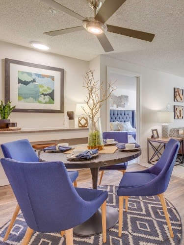 Spacious Floor plans for the apartments for rent in Renton