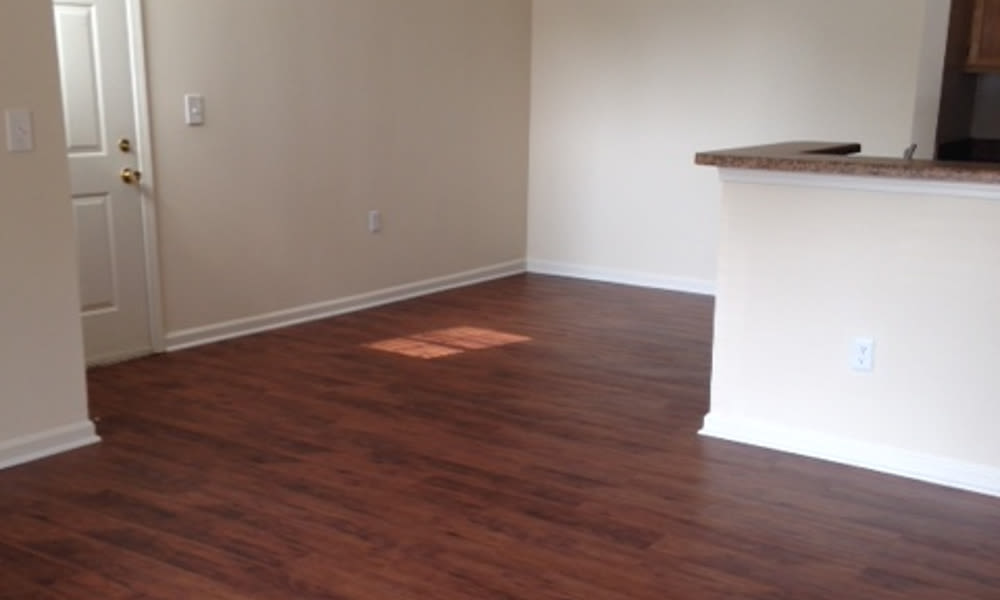 Beautiful apartments with hardwood floors in Garner, NC