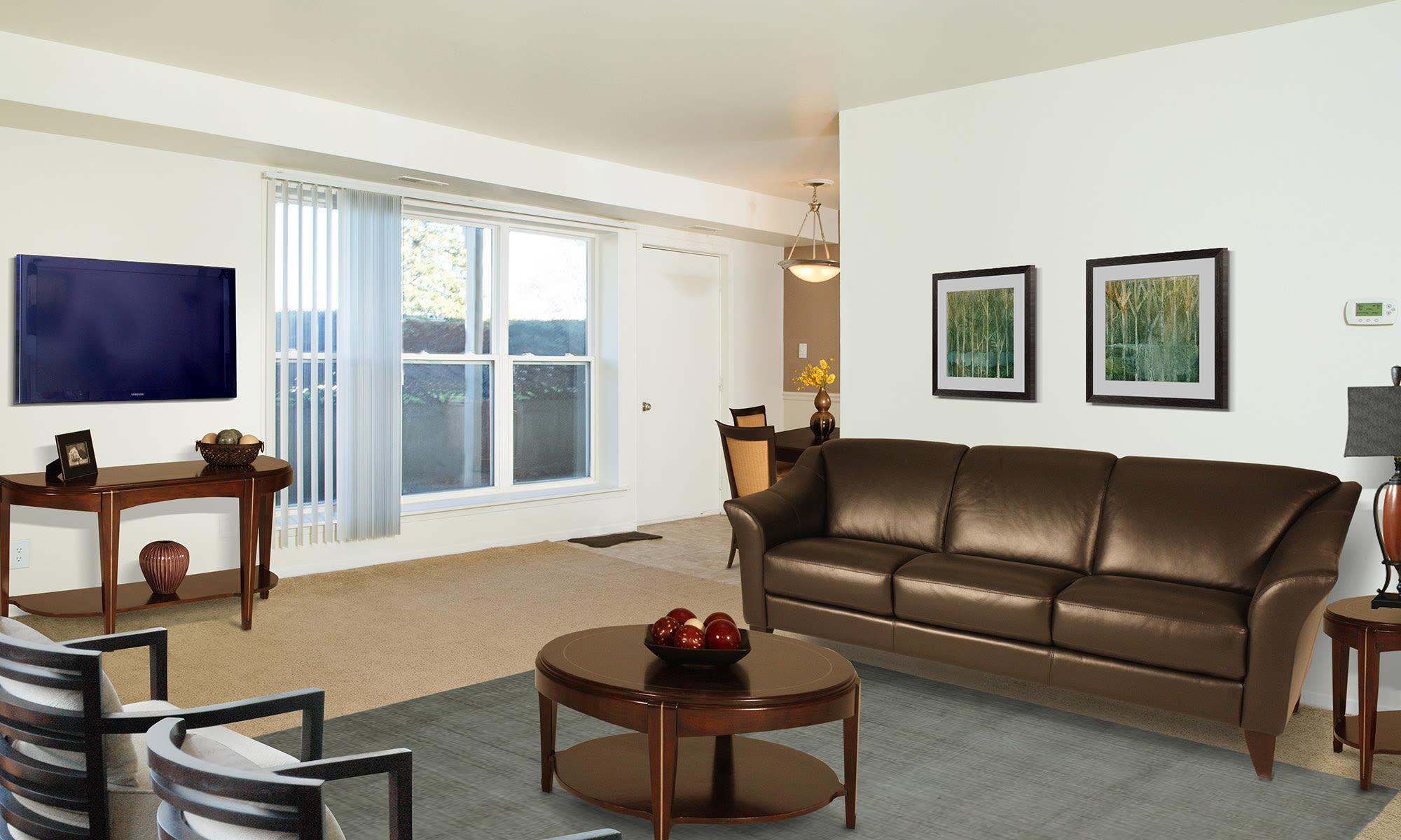 Apartments in Niskayuna, New York