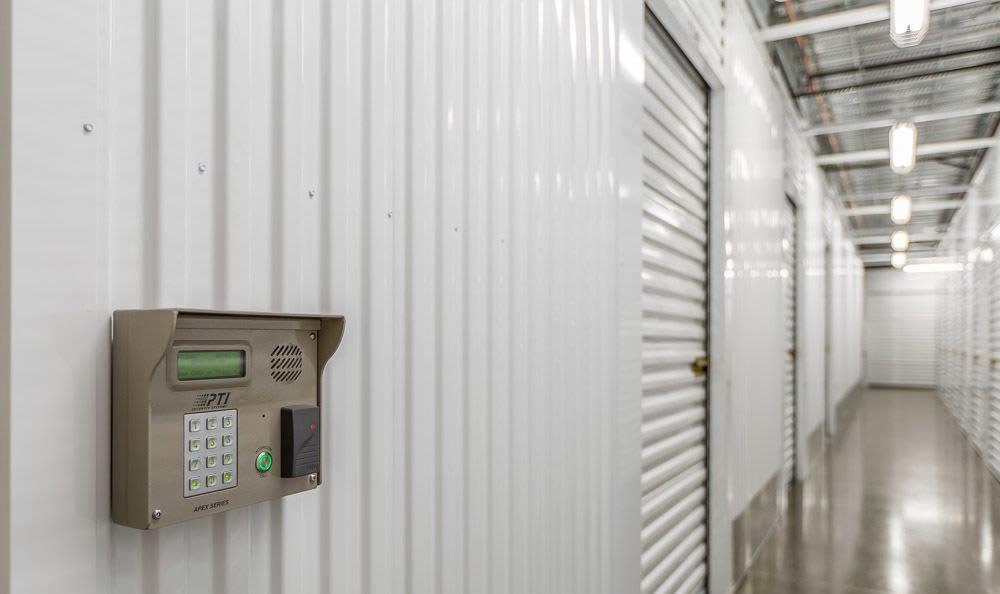 Interior Storage Units at Yakima Valley Storage in Yakima, WA