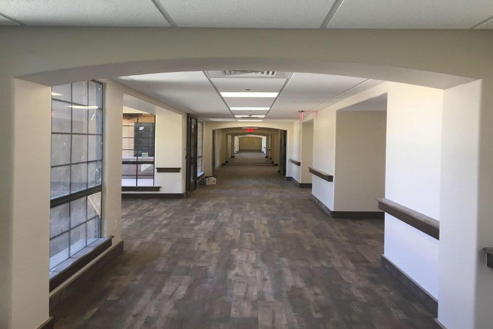 Lone Mountain Memory Care Construction Progress