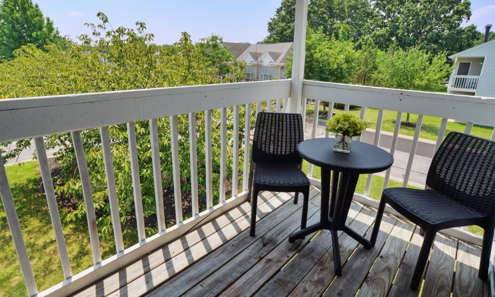 Beautiful apartments with a private balcony in Bear, DE