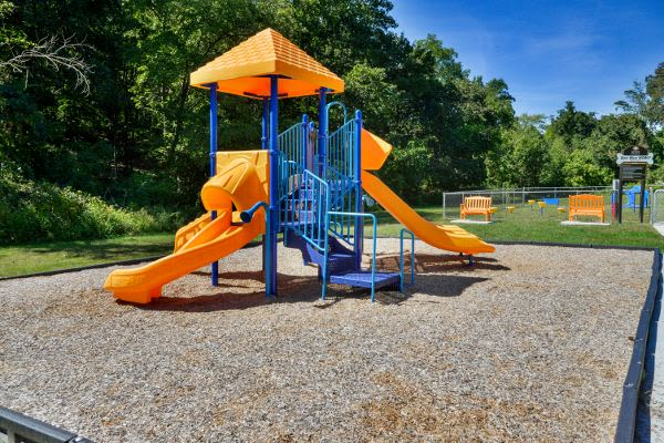 Beautiful playground at Wedgewood Hills Apartment Homes in Harrisburg, PA