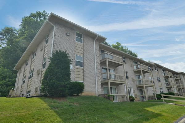 Renovated apartments at Whitestone Village Apartment Homes in Allentown, PA