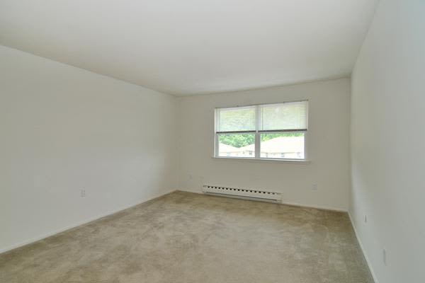 Whitestone Village Apartment Homes offers a spacious bedroom in Allentown, PA
