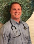 Dr. Garrett Coffman at Buffalo Small Animal Hospital in Buffalo