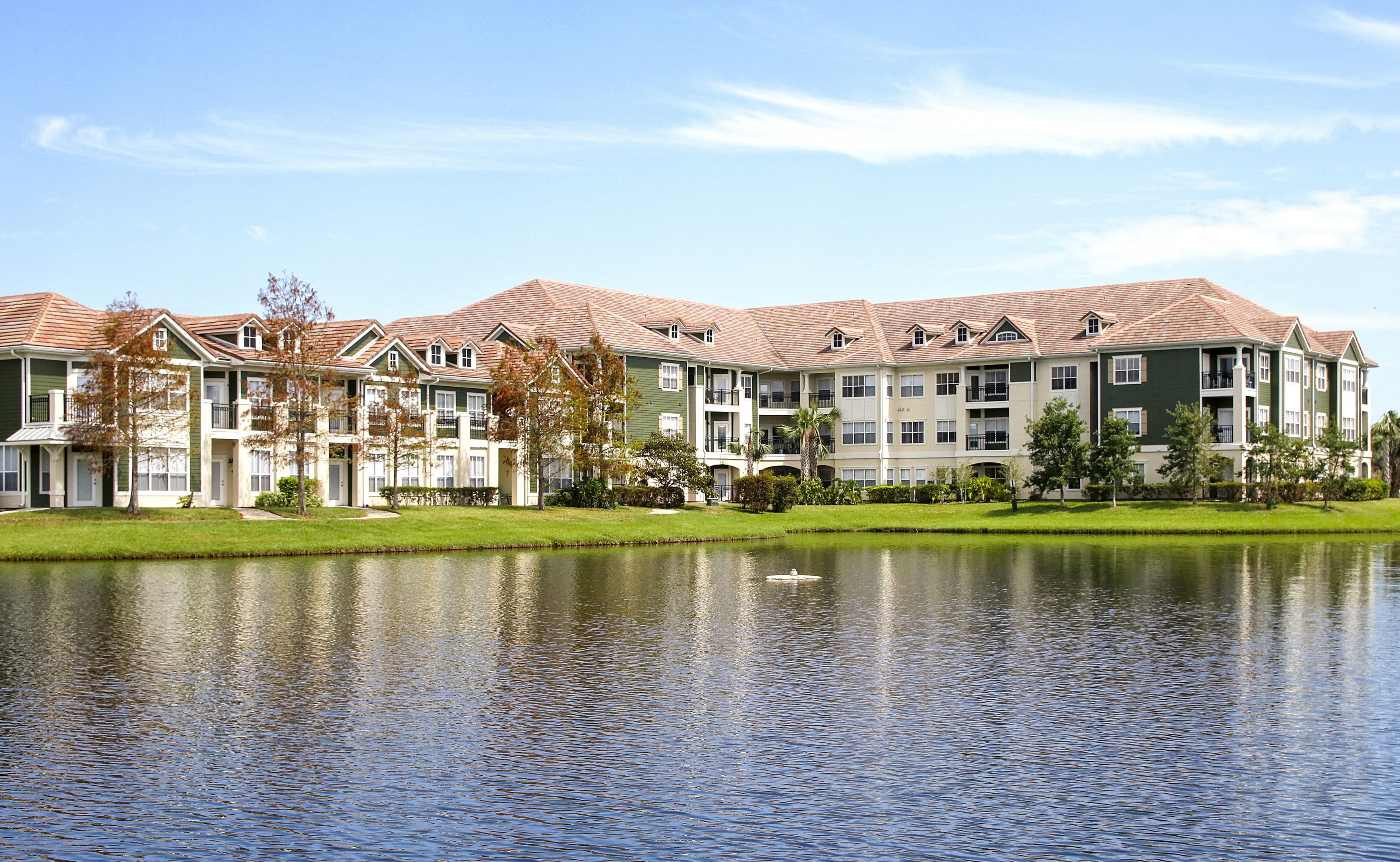 Exterior Grounds at Highlands Viera West in Melbourne, Florida