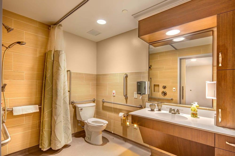 Bathroom at Village Point