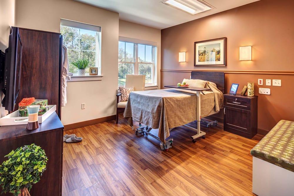 Bedroom at Village Point