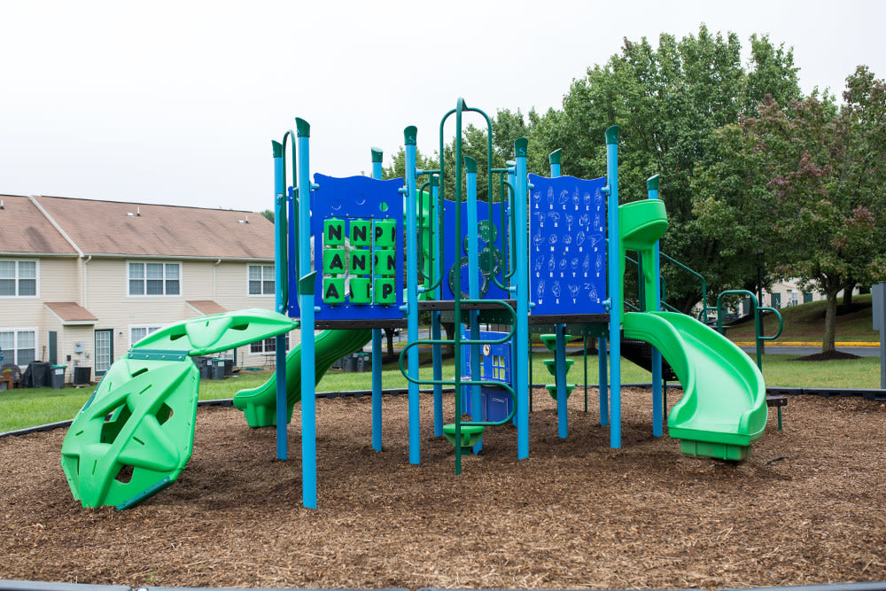 Playground at Park Ridge in Stafford, Virginia