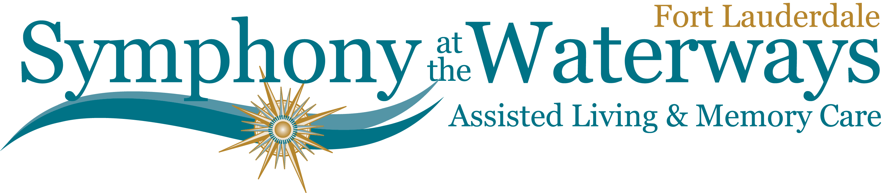 Symphony at the Waterways Logo