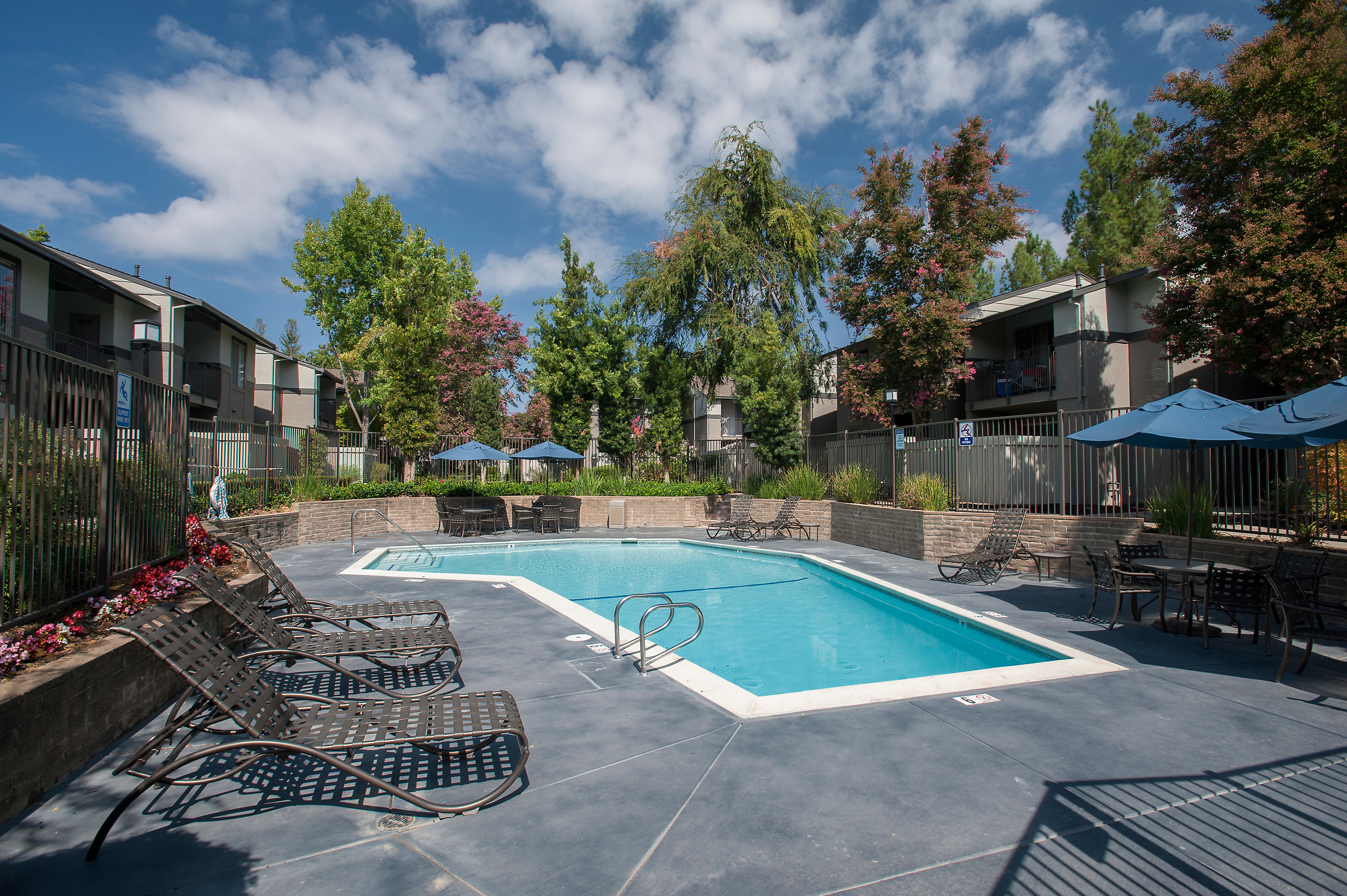 Swimming Pool at Valley Ridge Apartment Homes in Martinez, California