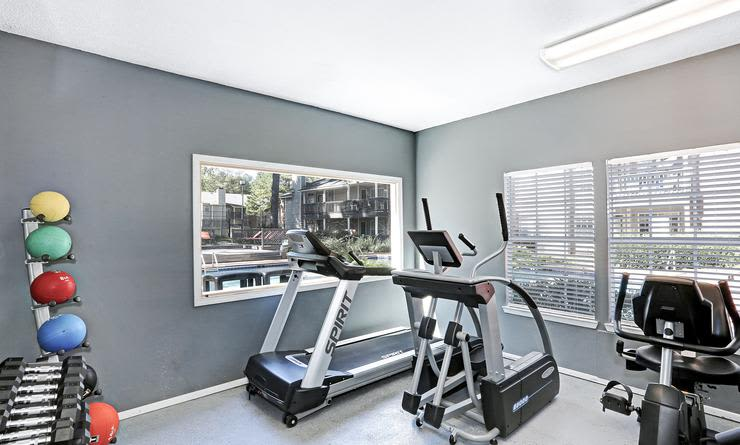 Stone Crossing Fitness Room