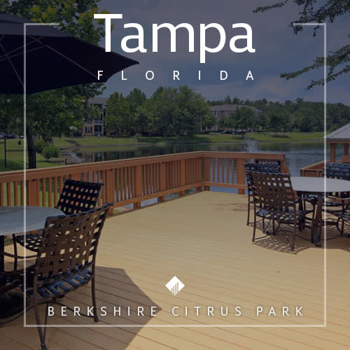Tampa Berkshire Communities locations