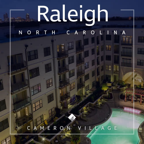 Raleigh Berkshire Communities locations