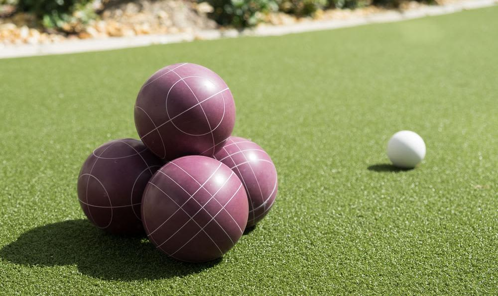 Bocce Ball at Grand Villa of Fort Myers in Fort Myers, Florida