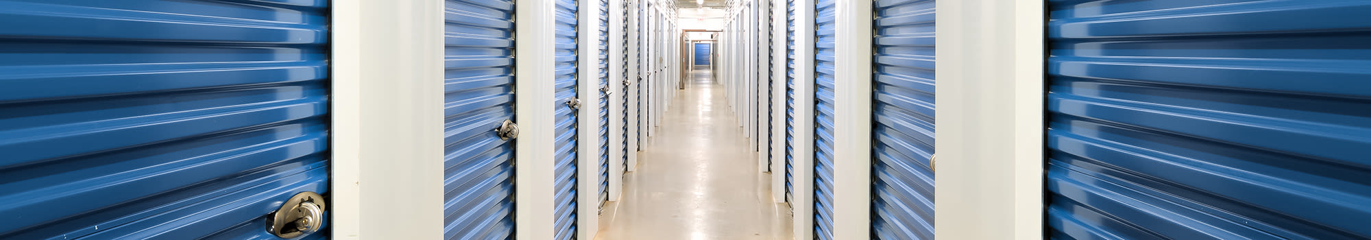 Climate controlled storage at Hawai'i Self Storage in Honolulu