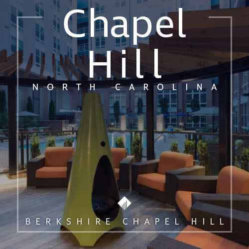 Chapel Hill Berkshire Communities locations