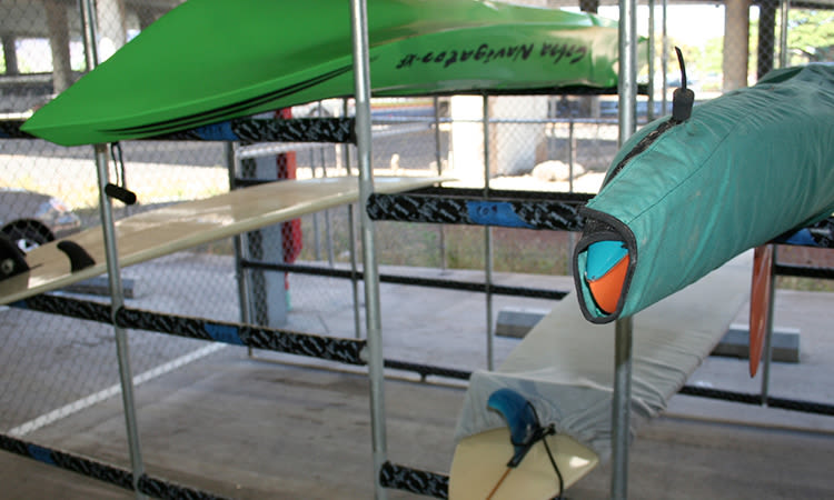 Store kayaks, surfboards, and more at Hawai'i Self Storage in Honolulu