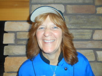 Kathy Bickert, Chef at Majestic Rim Retirement Living