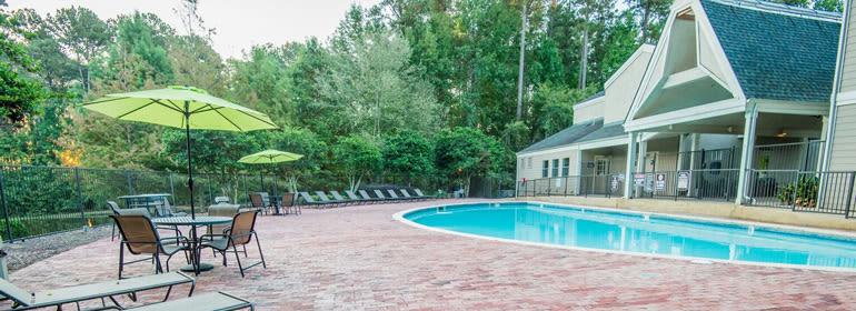 Our Ridgeland apartment residents enjoy our amenities