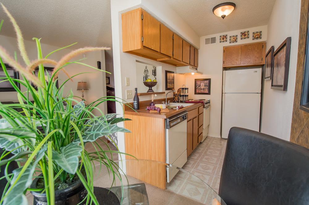 View of kitchen in Ridgeland, MS