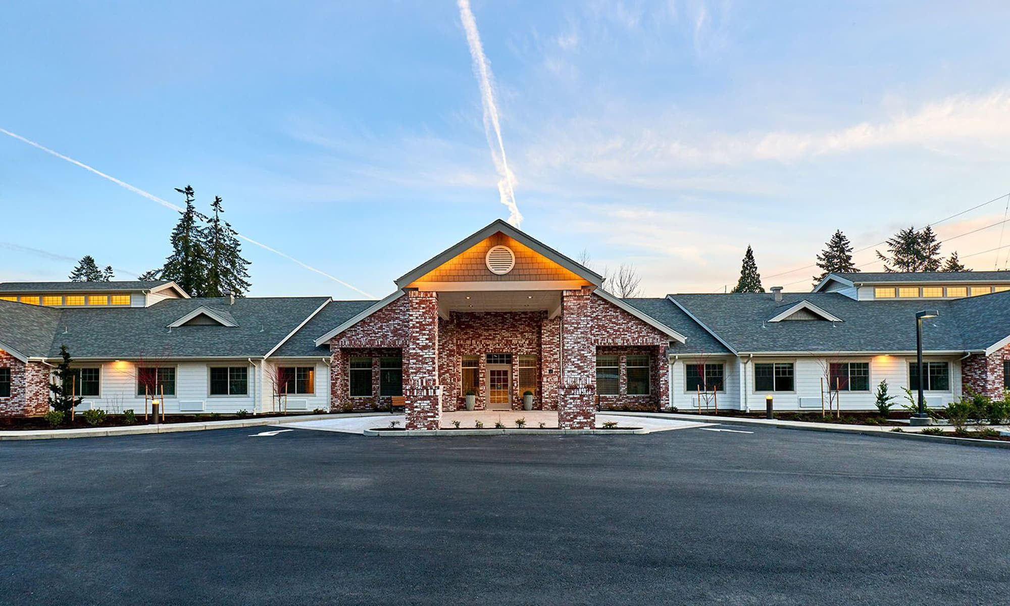 Senior living in Springfield, OR | The Rawlin at Riverbend Memory Care