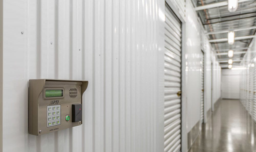 Interior Storage Units at Clock Tower Self Storage - Lake Stevens in Lake Stevens, WA