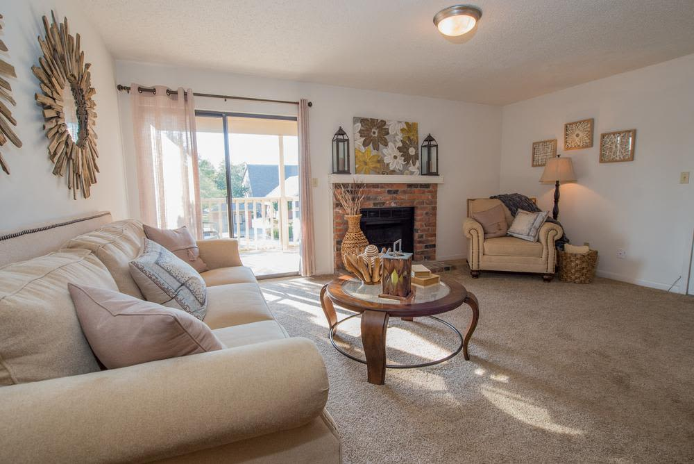 View our spacious floor plans on our website today at The Mark Apartments