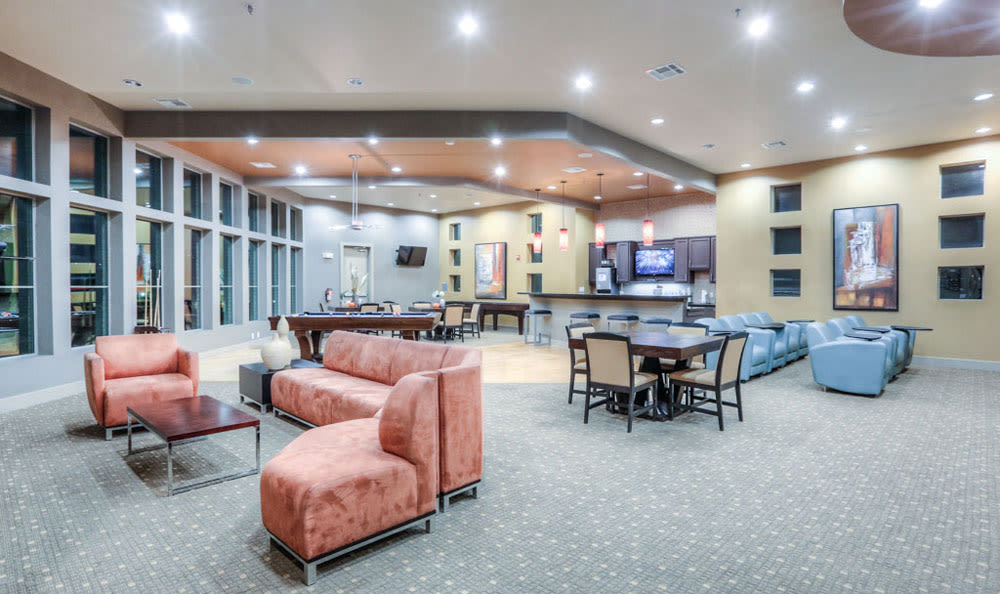 Clubhouse at Discovery at Rowlett Creek