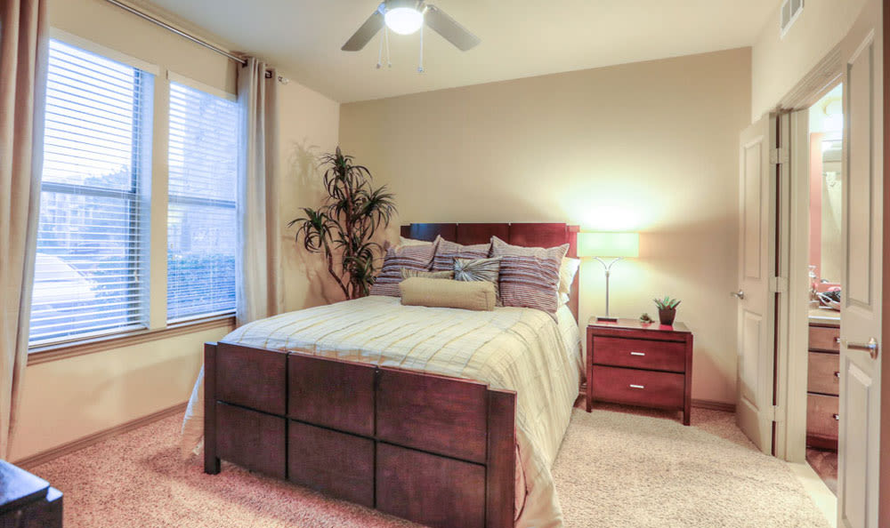 Bedroom at Discovery at Rowlett Creek