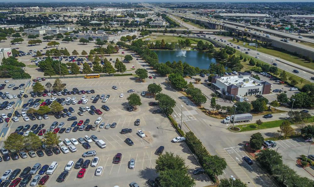Community amenities in McKinney, TX