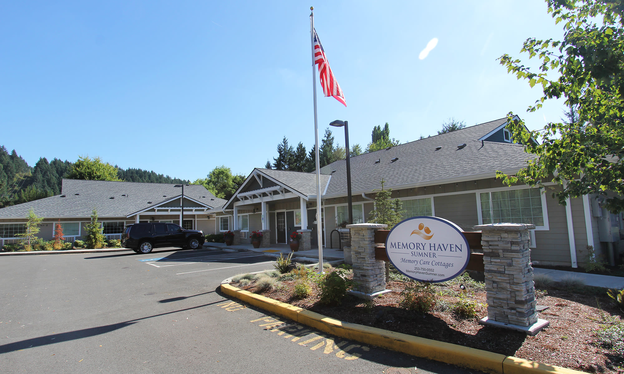 Senior living in Sumner, WA