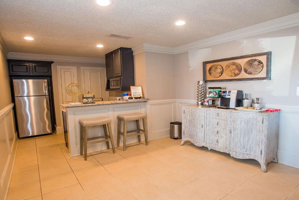 Our apartments in Tulsa, Oklahoma showcase a renovated kitchen