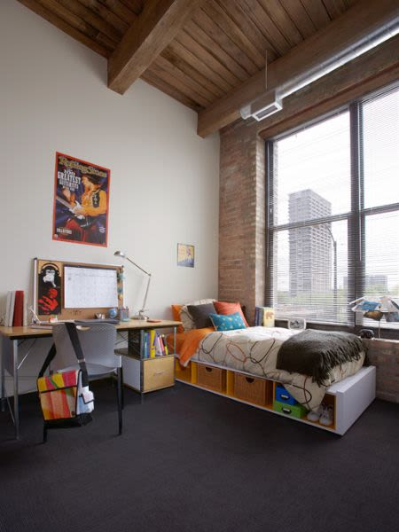 Loft at The Automatic Lofts in Chicago, Illinois