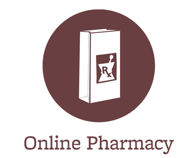 Online Pharmacy offered at Kitsap Veterinary Hospital in Port Orchard, Washington