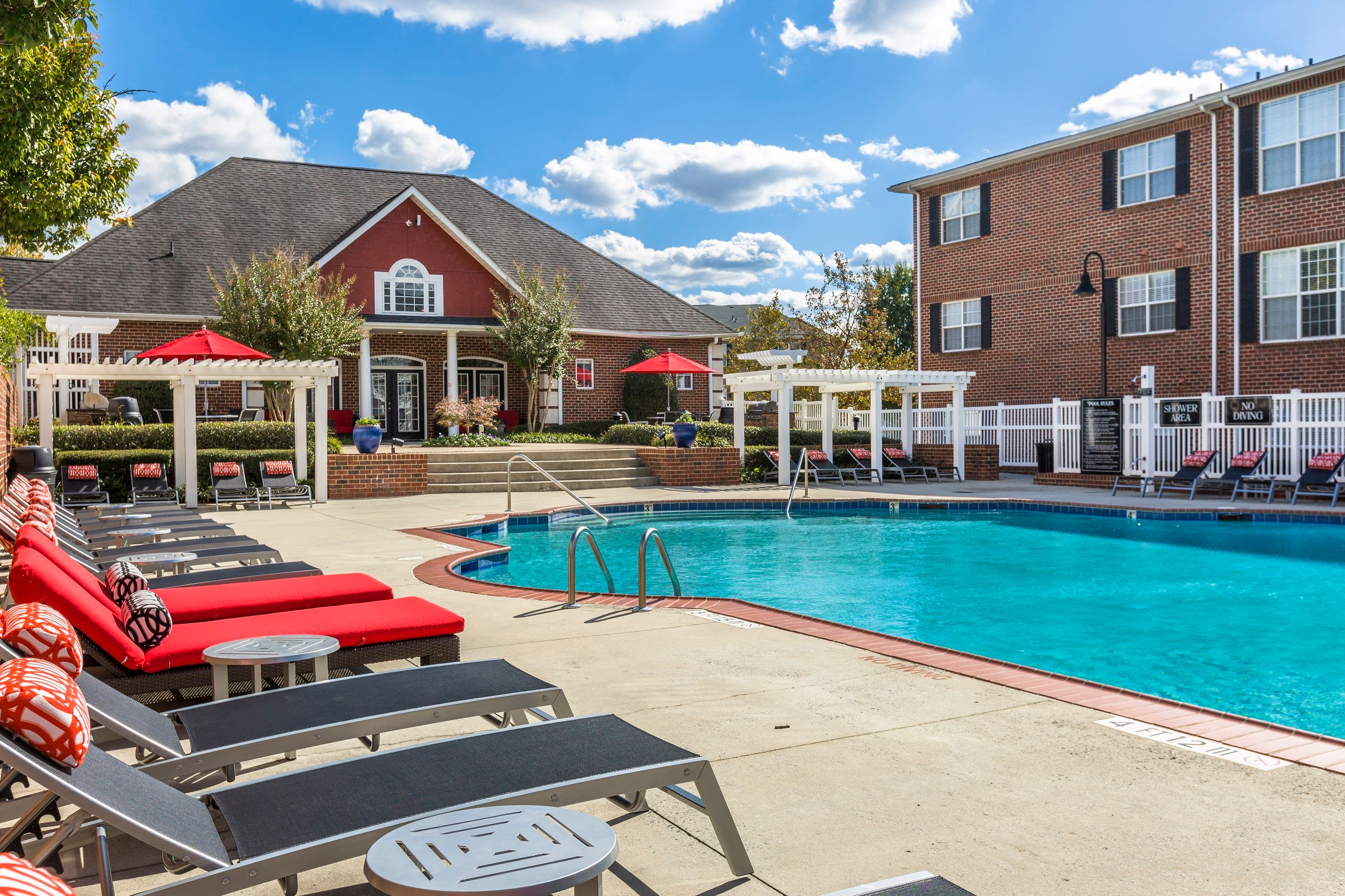 Ascend @ 1801 offers beautiful homes for rent in Charlotte, NC